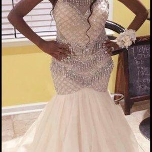 Brand name: Angela and Allison Prom Dress